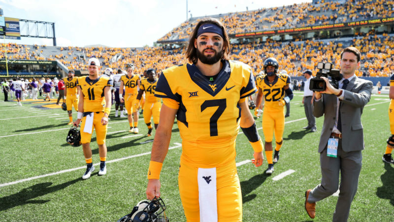 West Virginia 2018 Betting Preview: Defense Will Hold Back Will Grier, Offense article feature image