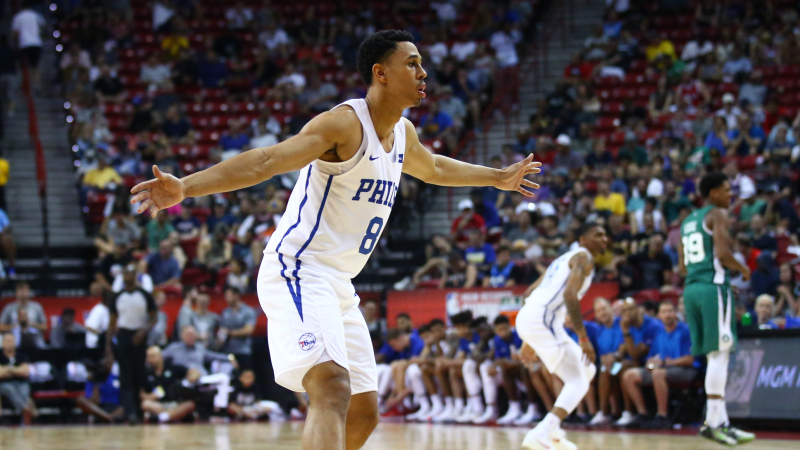 NBA Summer League Betting: Moving on to the Winner's Bracket article feature image