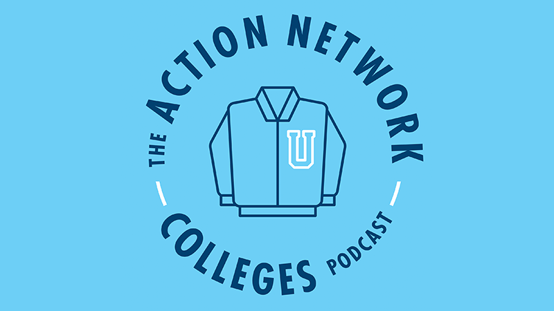 The Action Network Colleges Podcast: Week 1 & College Football DFS with Sean Newsham article feature image