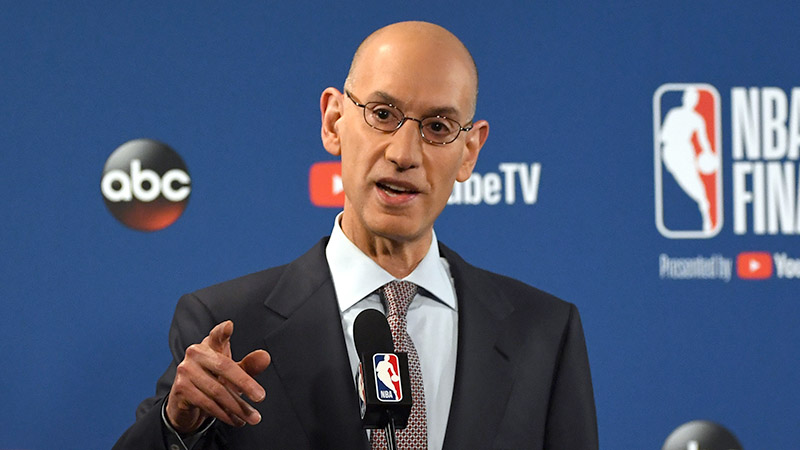 Exclusive Q&A: The NBA Details Its Role in Sports Betting, Integrity Fees and More article feature image