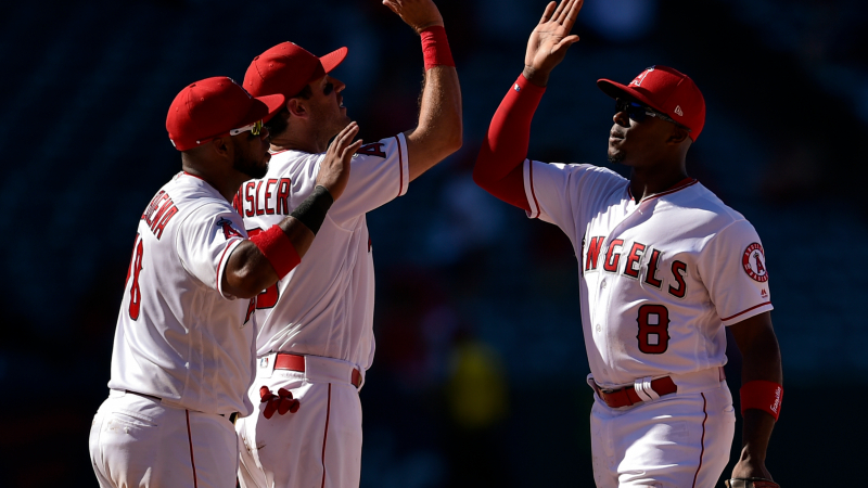 Red Sox, Angels Lead Monday's Most Popular MLB Bets article feature image