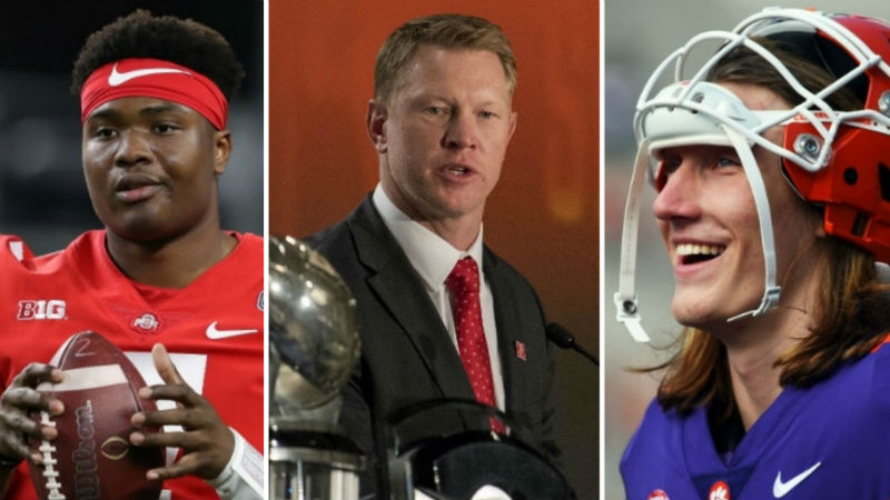 Wilson: My 5 Favorite Power 5 Futures Bets for 2018 article feature image