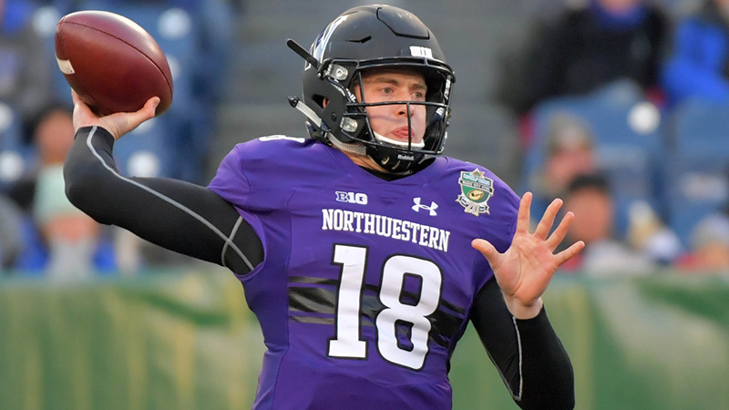 Northwestern 2018 Betting Preview: Two Big Games to Bet Pat's Cats article feature image