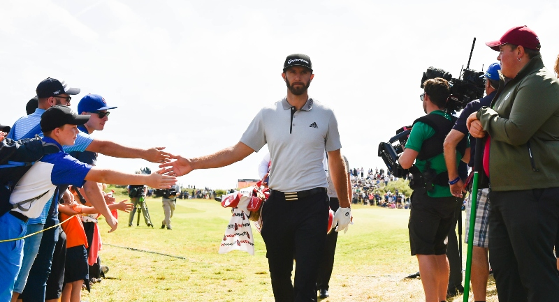 Betting the British Open Favorites: The Most Overvalued Golfer on the Board article feature image