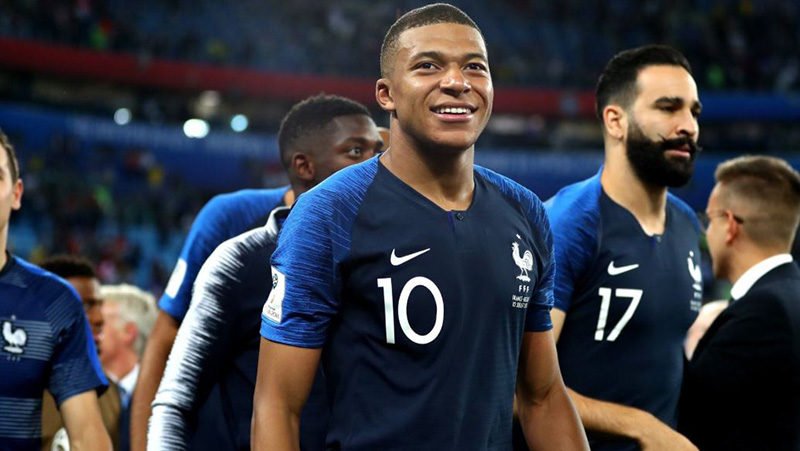 World Cup Final Betting: Kylian Mbappe Should Run Over Tired Croatia article feature image
