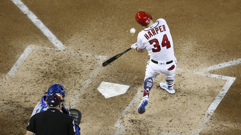 Betting Odds Suggest Bryce Harper Trade Is Unlikely article feature image