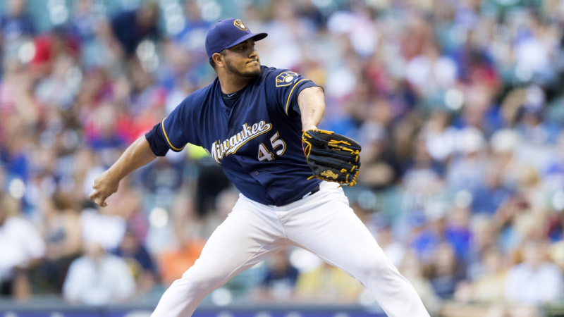 Brewers vs. Marlins: Betting on a Jewel of a Prop article feature image