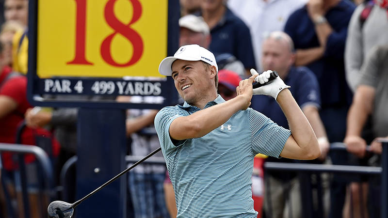 Sobel: Spieth's Creativity Will Be His Biggest Asset on British Open Sunday article feature image