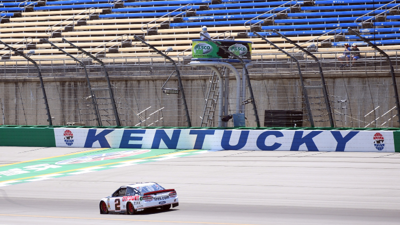NASCAR Cup Series: Top Bets for Saturday's Quaker State 400 at Kentucky article feature image