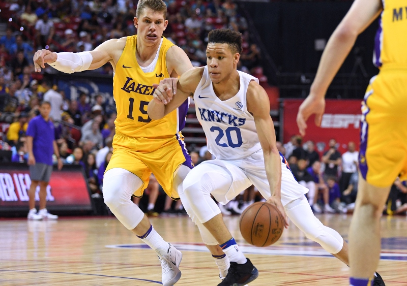 ROY vs. ROI: What Summer League Means for Rookie of the Year Odds article feature image