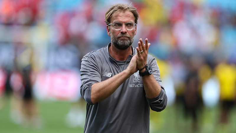 Liverpool 2018-19 Betting Preview: Klopp's Reds Are Set For Contention article feature image