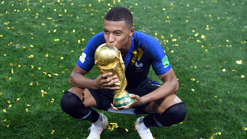 2022 FIFA World Cup Odds: Can France Pull Off a Repeat? article feature image