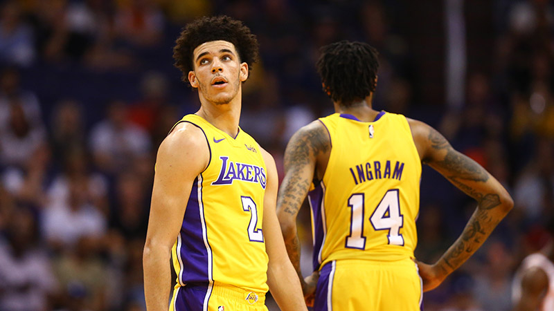 The LeBron Effect: History Shows Lonzo Ball, Lakers Role Players Will Make Big Leap article feature image