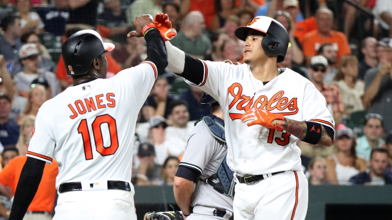 Ewing: 10 Reasons I'm Betting the Orioles to Upset the Yankees Again article feature image