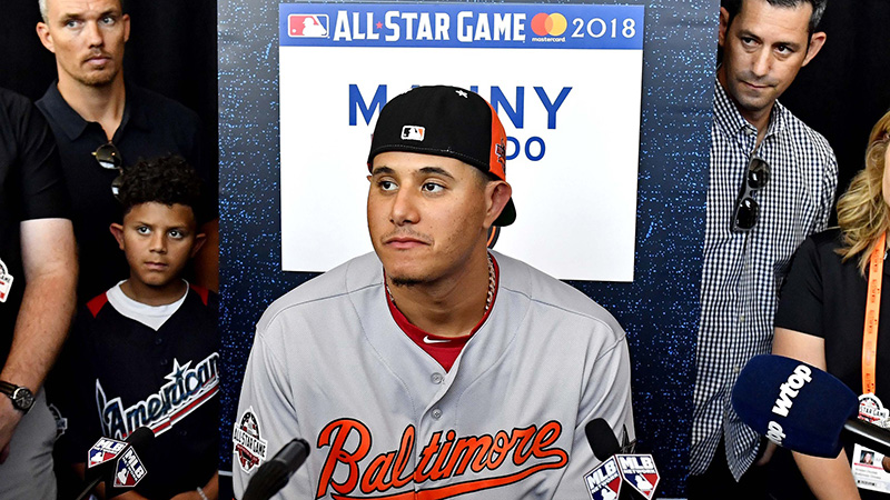 Machado Trade Makes Dodgers Favorite to Win National League Pennant article feature image