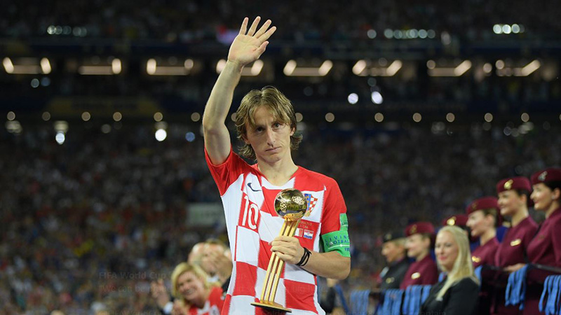 Leboff: How Luka Modric Made Me Fall in Love With Betting Again article feature image