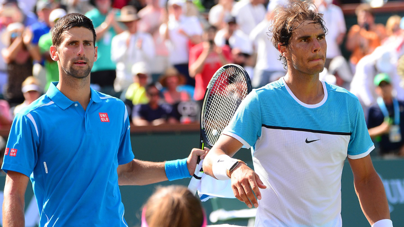 ATP Wimbledon Semifinals Betting Preview: Novak Djokovic vs. Rafael Nadal article feature image