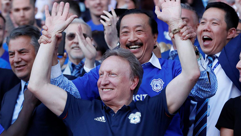 Cardiff City 2018-19 Betting Preview: Will Bluebirds Beat the Odds Once Again? article feature image