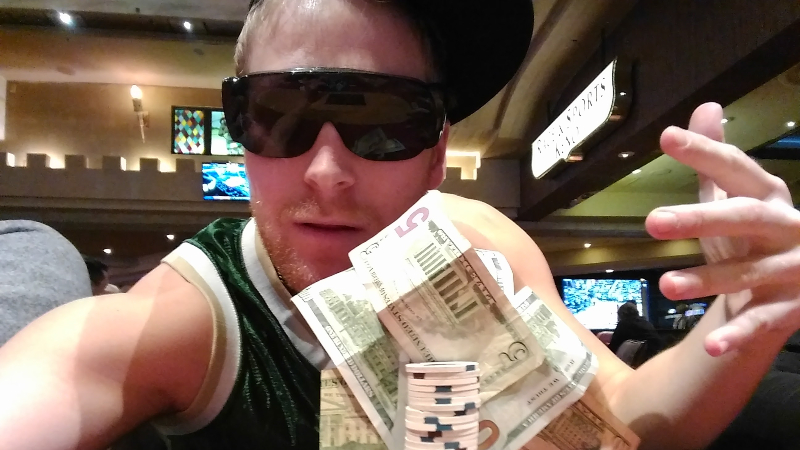 2018 Gambling Olympics: Can Pete Manzinelli Beat 2017 WSOP Main Event Winner Scott Blumstein? article feature image