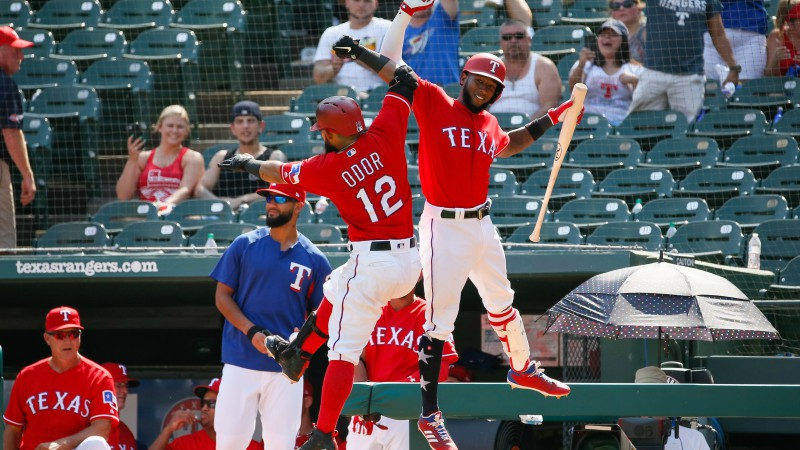 Athletics-Rangers Betting Preview: Is This Game Really a Toss-Up? article feature image