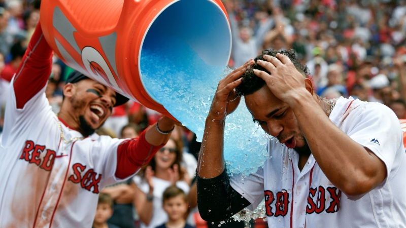 MLB First-Half Betting Recap: Unders Crushed, Home Teams Got Crushed article feature image