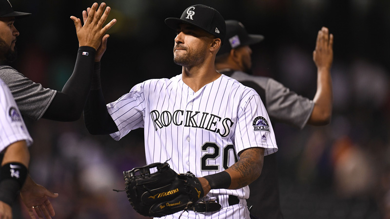 Wake and Rake: Diamondbacks-Rockies Attracting Significant Wiseguy Action article feature image