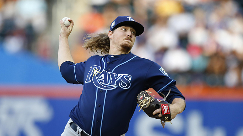 Tuesday's MLB Over/Under: Handicapping Another Rays Bullpen Game article feature image