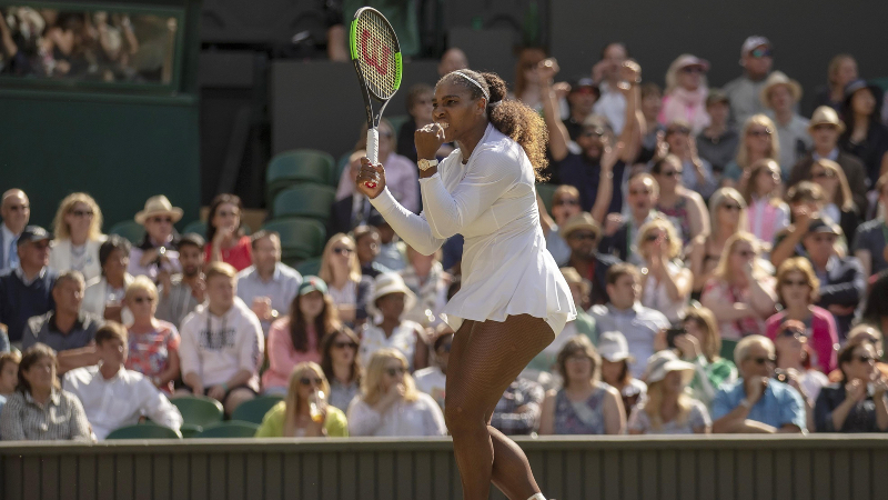 WTA Wimbledon Semifinals Betting Preview: Serena Seeks 20 Straight article feature image