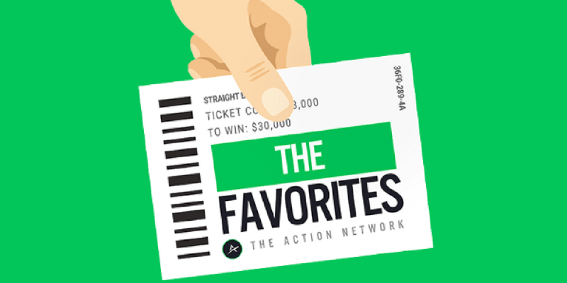 The Favorites: A College-Packed Parlay with Special Guest BlackJack Fletcher article feature image