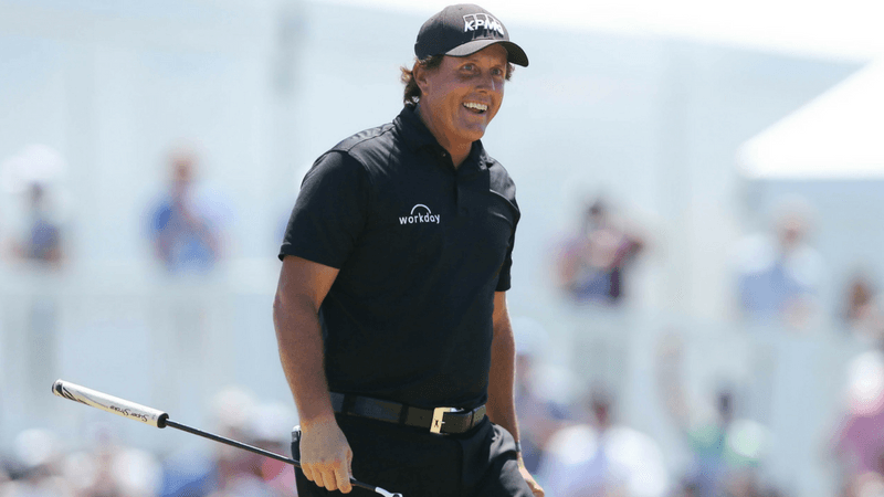 Friday's Lead: A Ridiculous Mickelson Gambling Story, CFB Betting Strategies, More article feature image