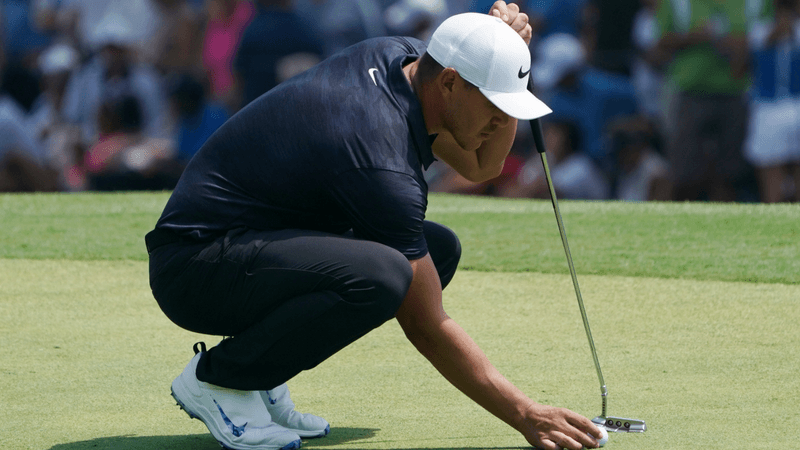 Sunday's Lead: Betting The Final Round Of The PGA Championship article feature image