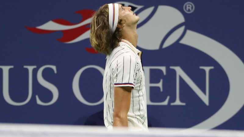 2018 ATP US Open Quarterly Betting Preview: Zverev Seeks First Slam Semifinal article feature image