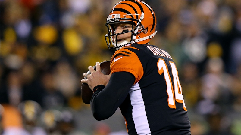 2018 Cincinnati Bengals Betting Odds & Season Preview: Protecting Andy Dalton Key to Rebound article feature image