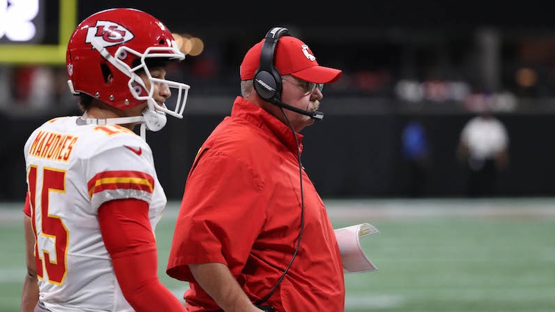 2018 Kansas City Chiefs Betting Odds & Season Preview: Bet on Reid to Make Mahomes a Winning QB article feature image