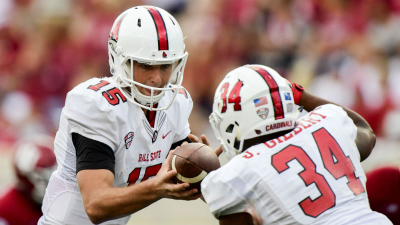 Ball State 2018 Betting Preview: Cardinals Will Be Favored in Only 2 Games article feature image