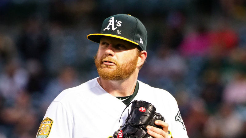 Friday's MLB Over/Under: Are Blaine Hardy, Brett Anderson Trustworthy? article feature image