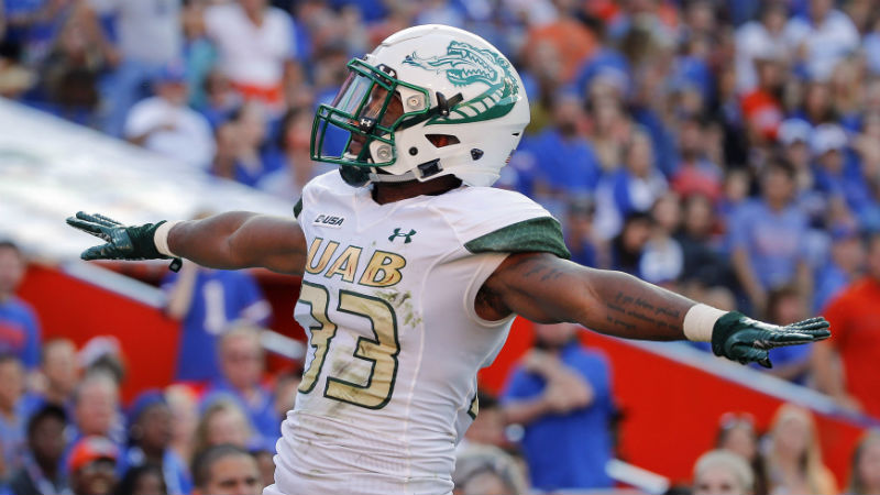 UAB 2018 Betting Preview: Bet Blazers To Make C-USA Championship article feature image