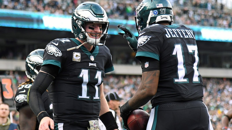 2018 Philadelphia Eagles Betting Odds & Season Preview: Carson Wentz & Co. to Regress article feature image