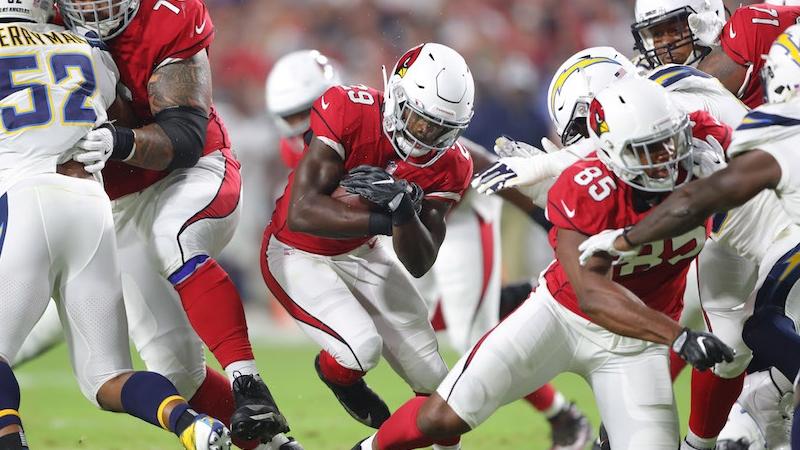Broncos vs. Cardinals Preseason Betting Odds: Chase Edmonds Favorite to Backup David Johnson article feature image