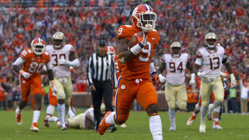 Senkiw: How Clemson Can Solve its Offensive Explosiveness Woes in 2018 article feature image