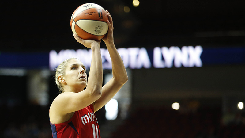 WNBA Playoffs Betting: Mystics Will Be Tough With or Without Delle Donne article feature image