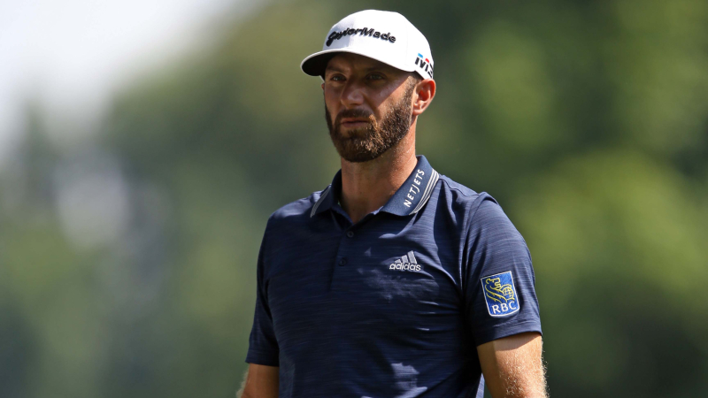 2018 PGA Championship Odds: Dustin Johnson Leads the Field at Bellerive article feature image