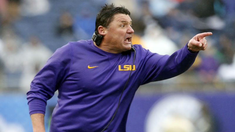 Moscona: The Case For and Against LSU Exceeding its Win Total article feature image