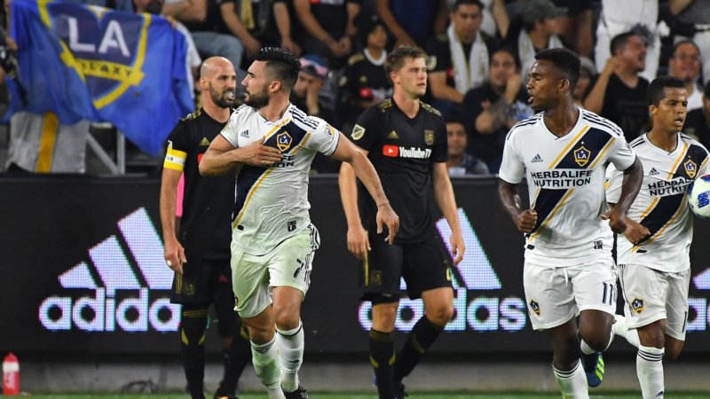 MLS Betting Preview: Who Will Reign Supreme in El Trafico? article feature image