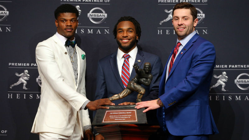 5 Rules for Betting the Heisman: Why Only These Players Can Win article feature image