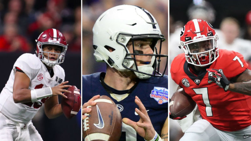 Betting the 2018 Heisman: Value Picks, Dark Horses and Stay-Aways article feature image