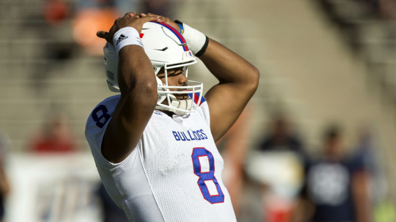 Louisiana Tech 2018 Betting Preview: Schedule Could Hold Bulldogs Back article feature image