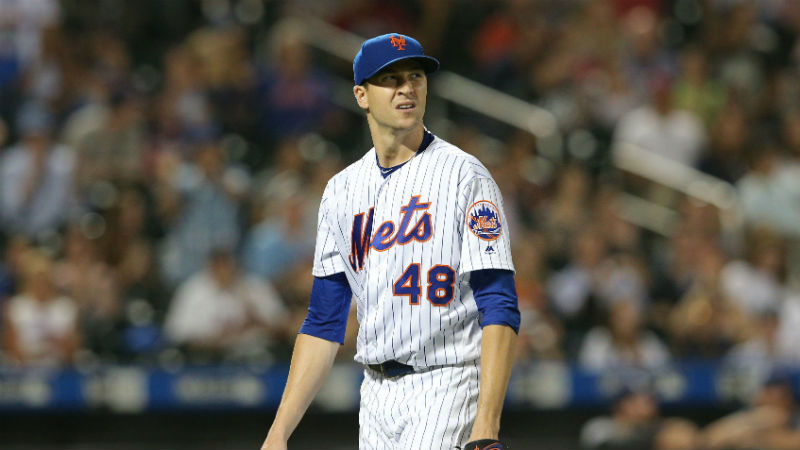 Betting Mets vs. Yankees: Trust Jacob deGrom, Despite His Team's Failures article feature image