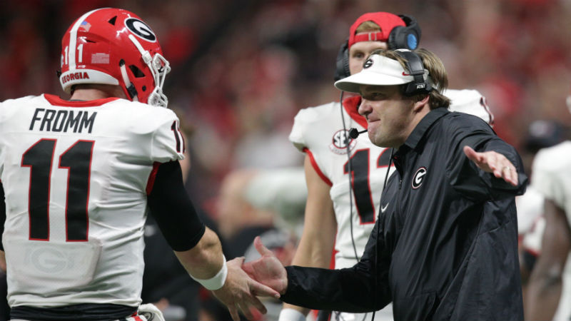 Georgia 2018 Betting Preview: Bulldogs a Good Bet to Win the SEC article feature image