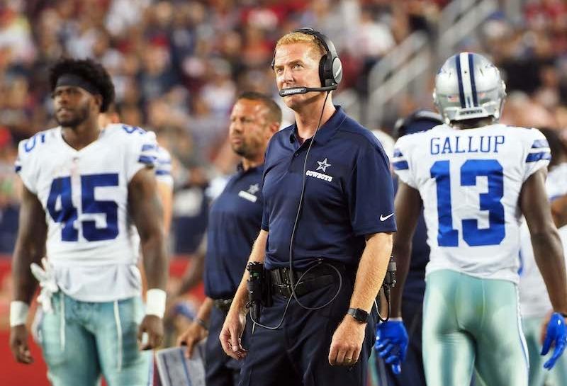 Cowboys vs. Bengals Preseason Betting Odds: Dallas Defense Still a Question Mark article feature image